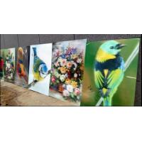 China 3D billboard printing large size 3d poster large format lenticular advertising poster 3d flip printing wholesale