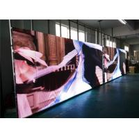 China Fine Point Indoor Rental Led Screen / Monitorng Surveillance Seamless Outdoor Led Panel Borad wholesale