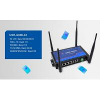 China 4G Industrial Router LTE Wireless 802.11b g n Industrial 4G Modem wholesale