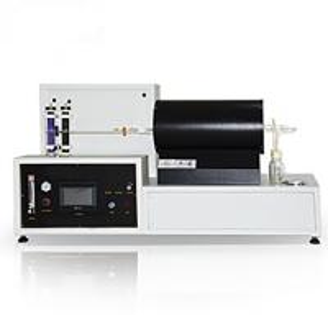 China Halogen Acid Gas Release Tensile Strength Testing Machine , IEC60754 Pressure Testing Machine on sale
