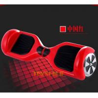 China Red Mini Smart Electric Scooter Drifting Board With 6.5 Inch Tire on sale