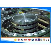 Quality SCM445 / 50CrMo4 Forged Rings, Diameter 50-1000 Mm Din 1.7228 Steel Forged Rings for sale