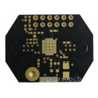 China Immersion Gold Multilayer PCB Circuit Board Micro Via Holes Battery Protection Circuit wholesale