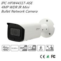Quality Dahua 4MP WDR IR Mini Bullet Network Camera for sale