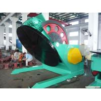China Stands Pipe Weight 5 Tons Welding Positioner Turning Table Use Schneider VFD Control Revolving Speed wholesale