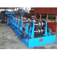China Metal Structure C Z Purlin Roll Forming Machine For Steel Workshop wholesale