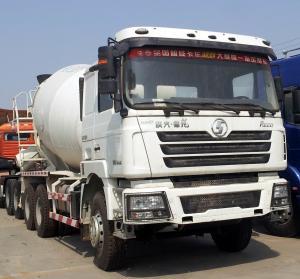 China Shacman F3000 8m3 9m3 10m3 10 cubic meter concrete mixer truck wholesale