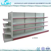 China Floor Standing Convenience Store Racks, Heavy Duty Supermarket Display Stands wholesale
