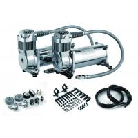 China DUAL Pack Air Ride Suspension Compressor For Trucks , Heavy Duty Air Compressor wholesale