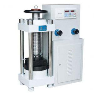 China universal testing machine compression test+concrete compressive strength testing machine wholesale