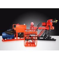 Electricity Power Underground Mining Drilling Machines Convenient Operation