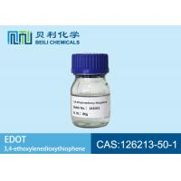 China 99.9% purity Patented product  EDOT / EDT CAS 126213-50-1 1.34g/cm3 Density wholesale