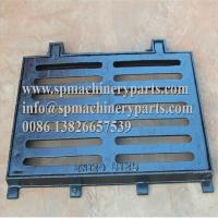 Buy cheap High quality standard heavy duty cast iron trench grates and frames for either general traffic loading from wholesalers