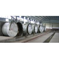 Quality Medium-scale and Large-scale Sand Lime Brick AAC Autoclave / Industrial Autoclaves High Pressure for sale