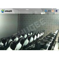 China Cinema Simulator 5D Movie Theater With Special Design Fiberglass Material wholesale