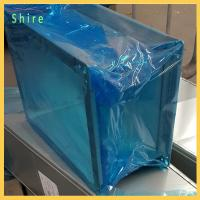 China Transparent Color Blue Paint Protective Film HVAC Duct Cover Protection Tape wholesale