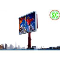China P10 Full Color SMD LED Screen Display Advertising 10000 / m² High definition wholesale