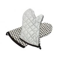 China OEM  Waterproof  Silver Oven Mitts  Steam Protection Heat  Resistance wholesale