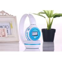 China 2014 New Style Wireless Bluetooth Headphone With FM And TF wholesale