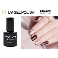 Buy cheap New Magic Candy Foil Glitter Gel Nail Polish With Shining Sequins Odorless from wholesalers