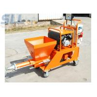 China machine plastering finished dry ready mix plaster equipment spt30 wholesale