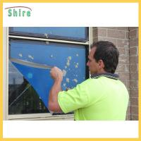 China Temporary Window Glass Protective Film During Decoration Anti Rust wholesale