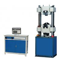 China WEW-600B Computer display hydraulic universal testing machine wholesale