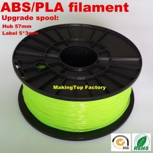 China Factory OEM ABS/PLA 3d printer filament wholesale