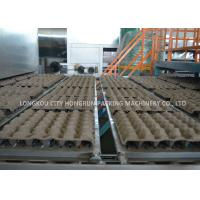 China Waste paper Egg Tray Production Line Apple Tray Making Machine wholesale