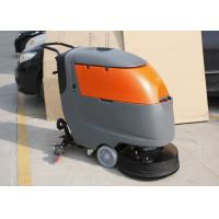 China Dycon Orange Floor Cleaning Equipment Automatic Floor Scrubber With Batterry wholesale
