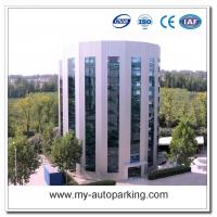 China PLC Controlled Ring Type Tower Automated Parking System wholesale