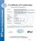 Shenzhen Jnicon Technology Co., Ltd. Certifications