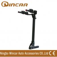China Rear Bike Rack Bike Carriers For Cars , 1.25 And 2 Inch Receiver Hitch Size wholesale