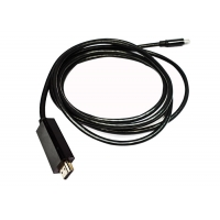 China Type C To HDMI 4K USB3.1 1800mm Computer Converter Cable on sale