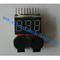 Quality voltage detector for LiPo battery UAV plane,helicopter for sale