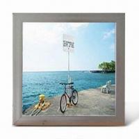 China Plastic Photo Frame, Various Sizes are Available, OEM Orders are Welcome wholesale