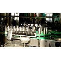 China 2 In 1 Wine / Glass Bottle Filling Machine Rinsing Filling Capping Machine 220V / 380V wholesale