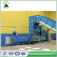 Buy cheap China 2018 New design waste paper baler machine with CE from wholesalers