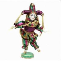 Buy cheap 8-inch Porcelain dolls, which is also an interesting clown from wholesalers