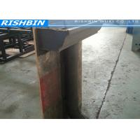 Color Steel Pipe Bending Downspout Roll Forming Machine with Post - cutoff Shear