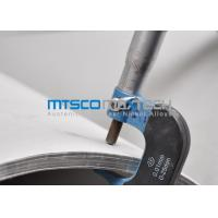 China DN 100 114.3mm TP316L Stainless Steel Welded Pipe , Welding Round Pipe wholesale