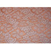 China New Fashion Spandex Elastic Lace Fabric For Wedding Dress , Lingerie CY-DN0006 wholesale