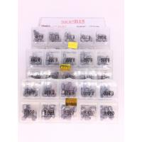 China BOSCH 0445110# Injector Adjusting Shims B15 , Common Rail Injector Shims on sale