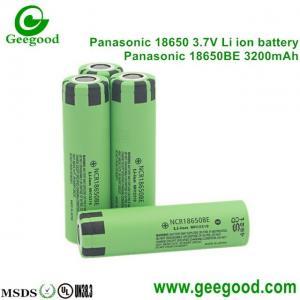 Panasonic 18650BE 3200mah high capacity best quality 18650 battery for  vape e-cig power tools e-scooter e-bike e-car