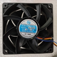 China 5000RPM 12V 24V 48V DC Axial Fans For Computer Case wholesale