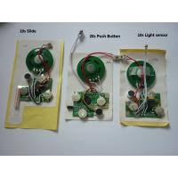 China Sound module for greeting cards.postcards,Recordable sound chip,voice module wholesale