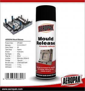 China Aeropak 500ml Mould Releaser wholesale