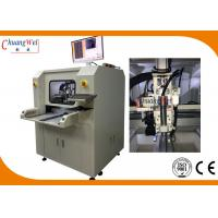 Buy cheap KAVO Spindle PCB Depaneling Router With CCD Camera System 220V from wholesalers