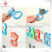 Customized designs and logo are highly welcomed Beer bottle opener promotional