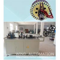 China Round wire forming hairpin coil winding machine for Starter motor armature manufacturing for Auto industry wholesale
